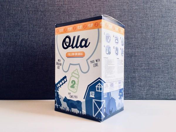 Sữa bột OLLA Hà Lan