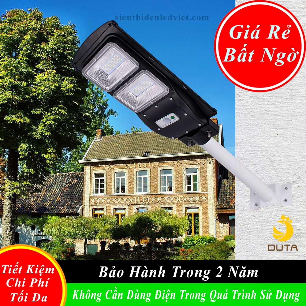 Bộ đèn đường NLMT DREAM 60w-Duta Lighting ( đã bao gồm cán đèn)