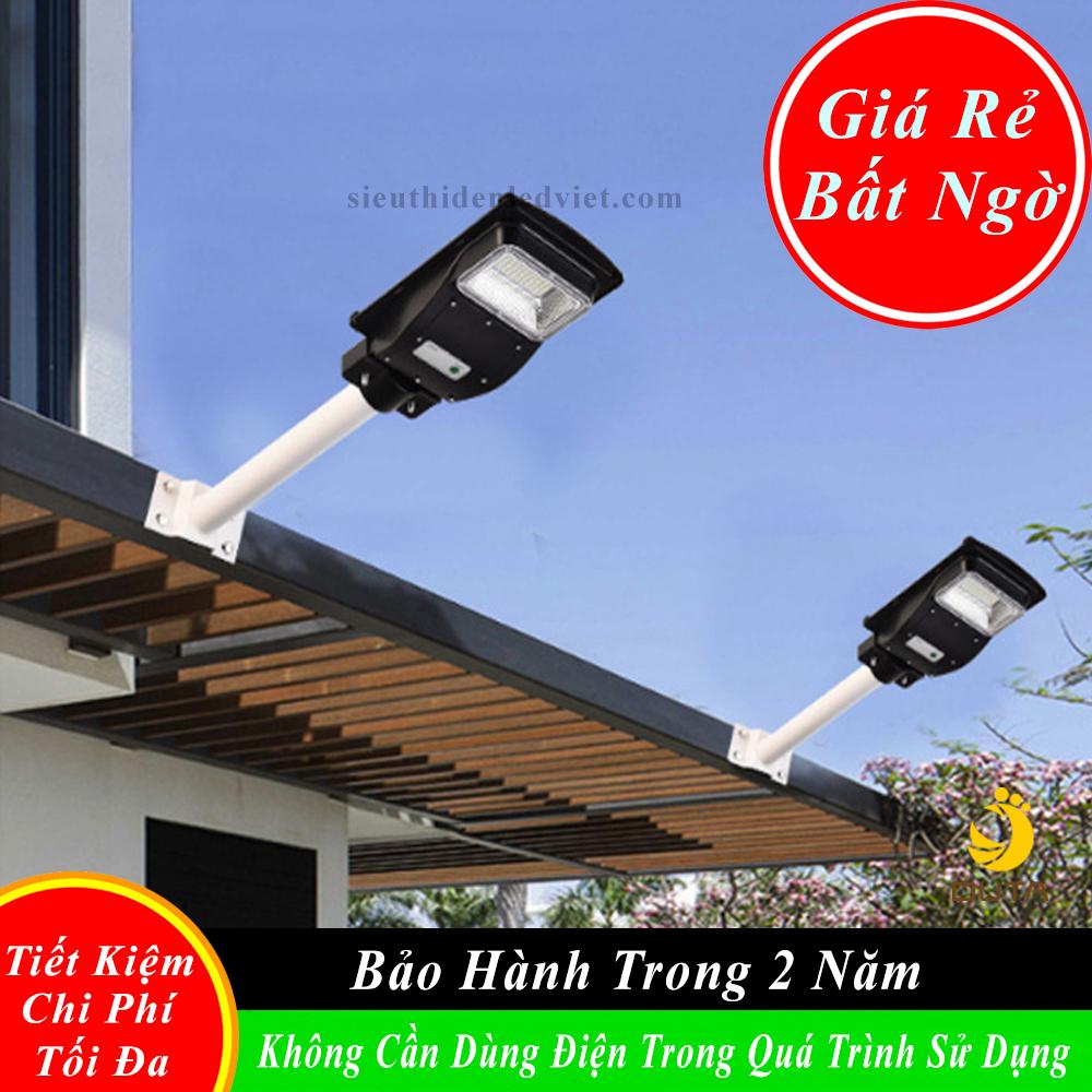 Bộ đèn đường NLMT DREAM 30w-Duta Lighting ( đã bao gồm cán đèn)