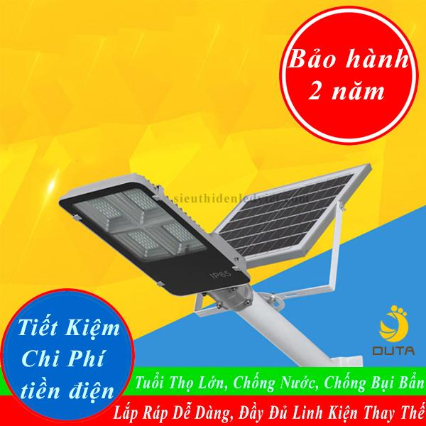 Đèn đường NLMT ALPHA 120w-Duta Lighting