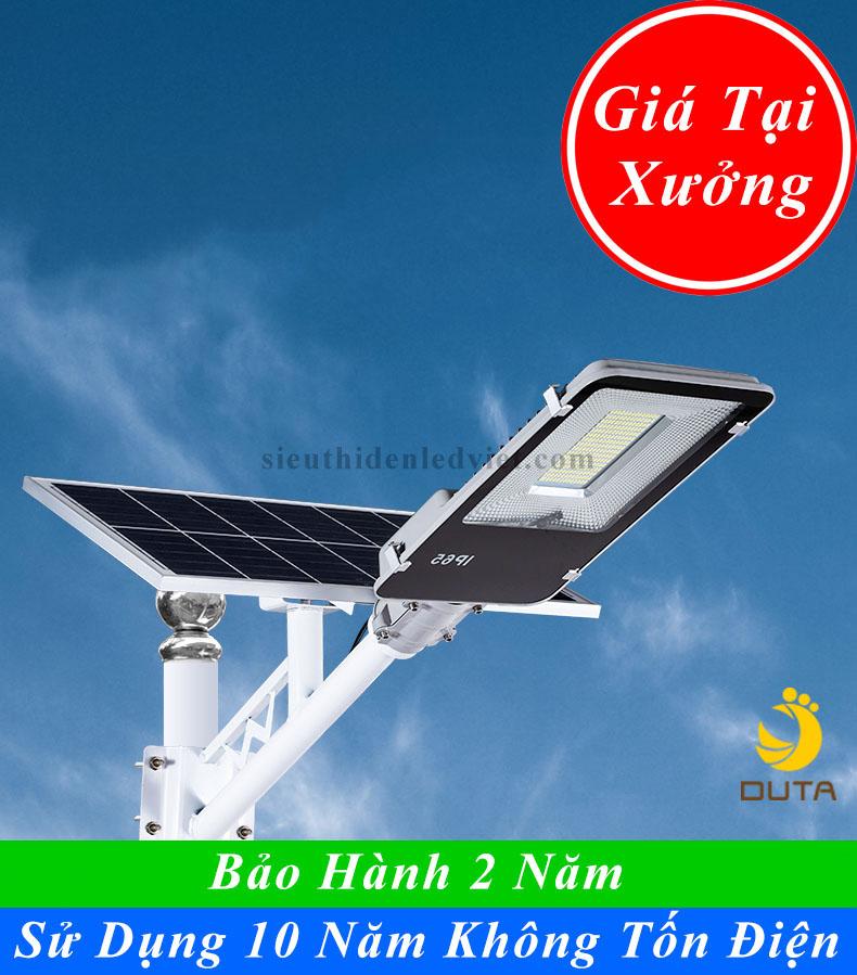 Đèn đường NLMT ALPHA 100w-Duta Lighting