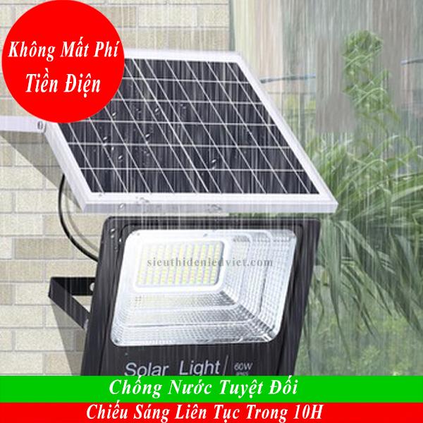 Đèn pha NLMT BABA 60w-Duta Lighting
