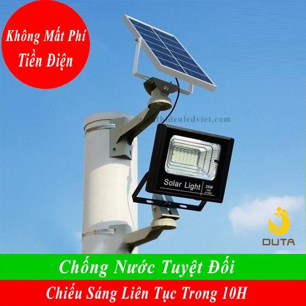 Đèn pha NLMT BABA 25w-Duta Lighting
