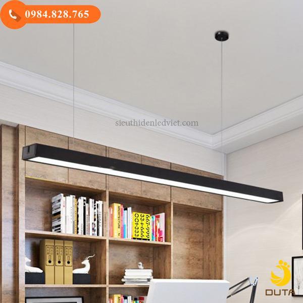 Bộ đèn led thả trần văn phòng 20w mã DT-1101