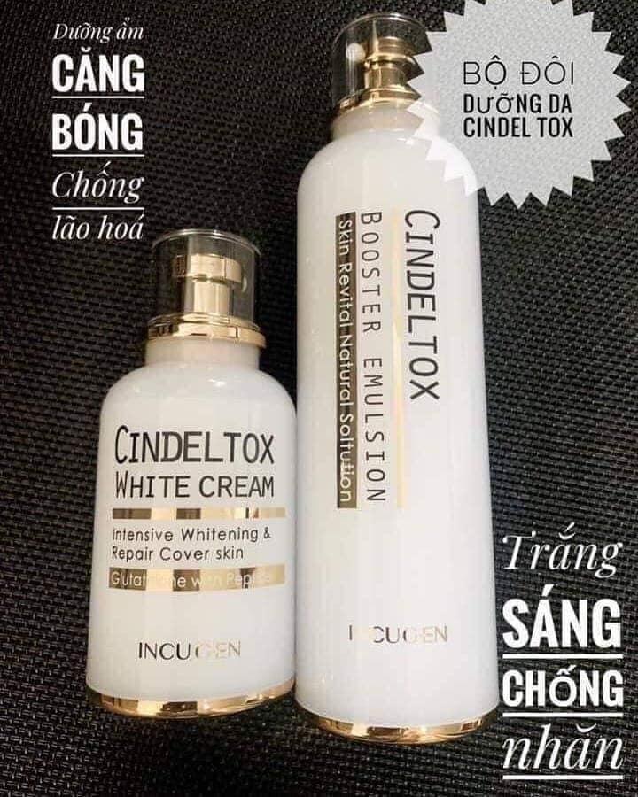 Nhũ tương truyền trắng Cindeltox