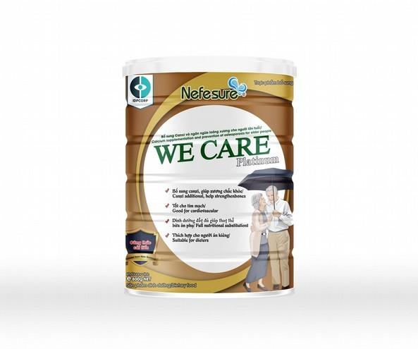 Sữa NEFESURE WE CARE PLATINUM