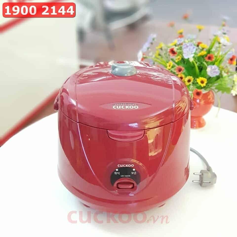 Nồi cơm điện Cuckoo CR-1021R 1.8L
