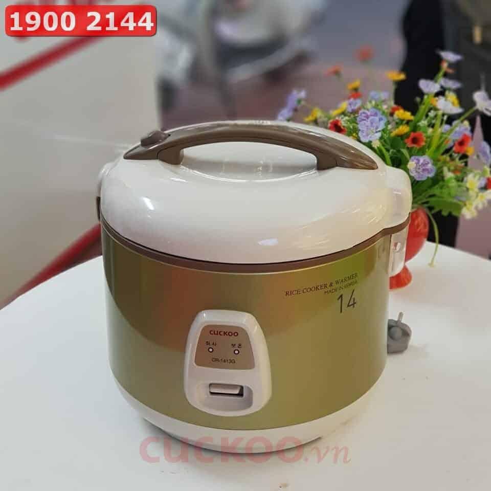 Nồi cơm điện Cuckoo CR-1413G 2.5L