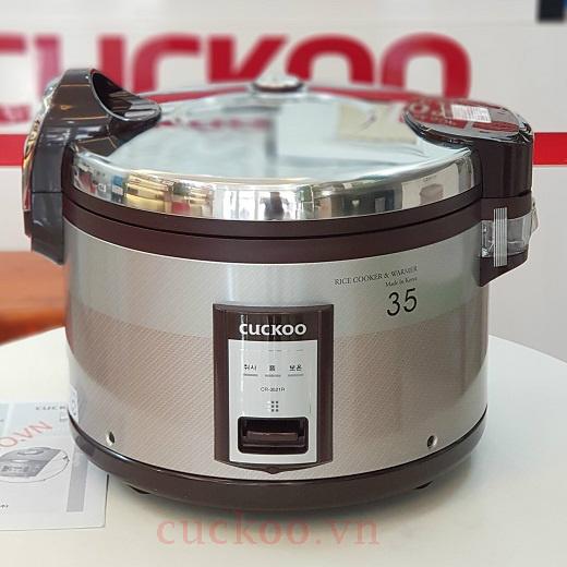 Nồi cơm điện Cuckoo CR-3521R 6.3L