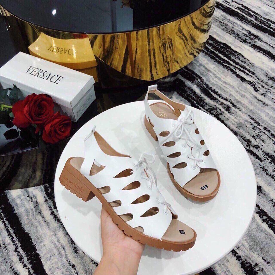 Giày dép thời trang nữ cao cấp Versace