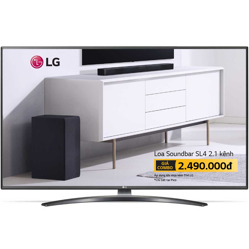 Tivi Led LG 55UM7600PTA 55 Inch 4K-Ultra HD