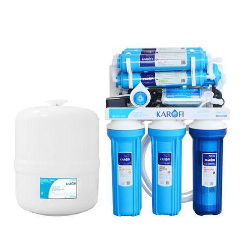 Máy lọc nước tiêu chuẩn Karofi sRO 8 cấp KT-KS80
