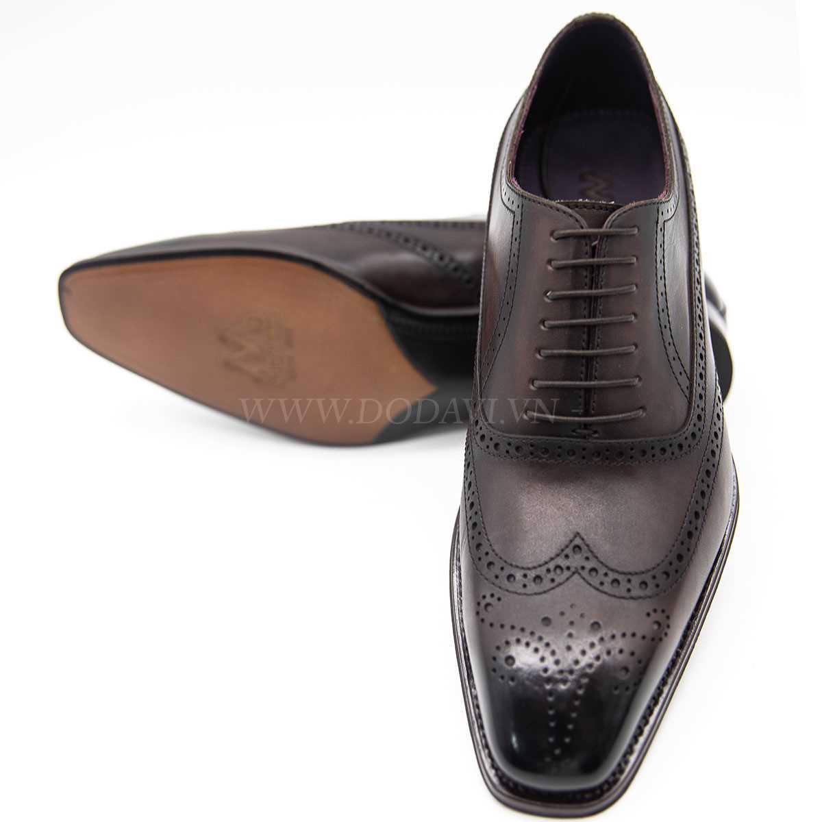 Giày đế da 101E0102
