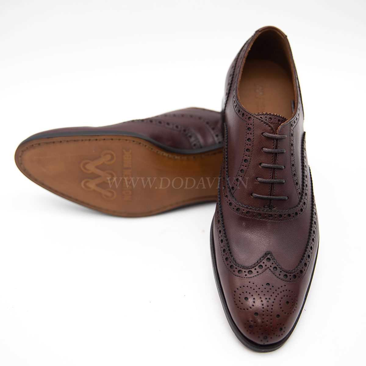 Giày đế da 198306N41