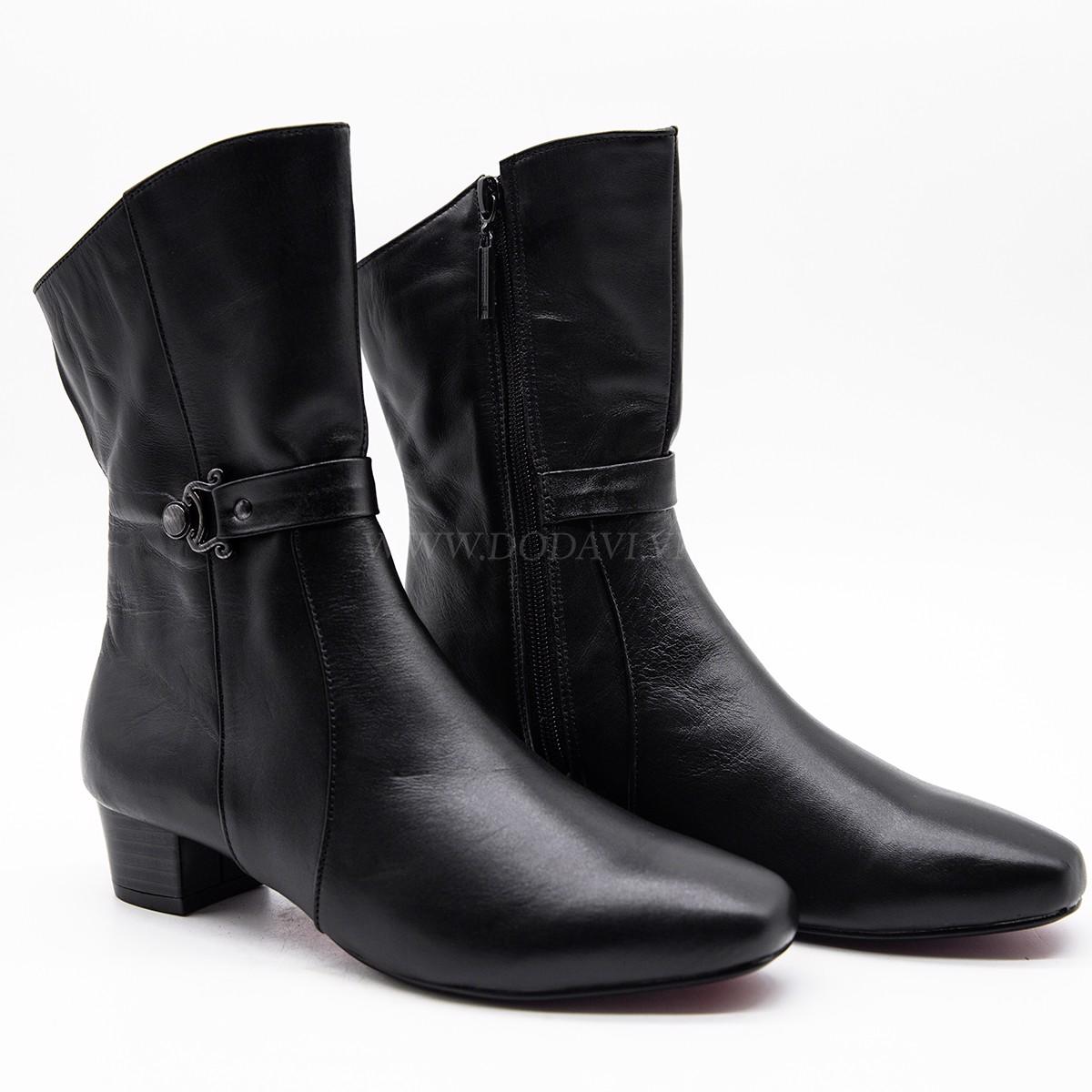 Boot da nữ cao cổ B013-2