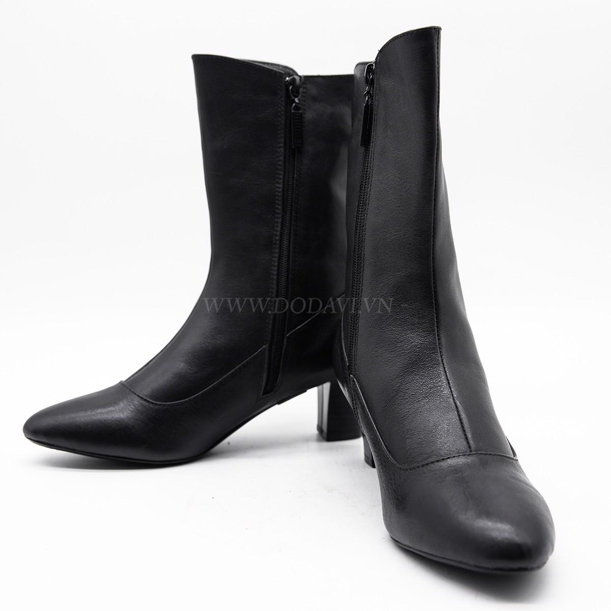 Boot da nữ cổ lửng 551-6