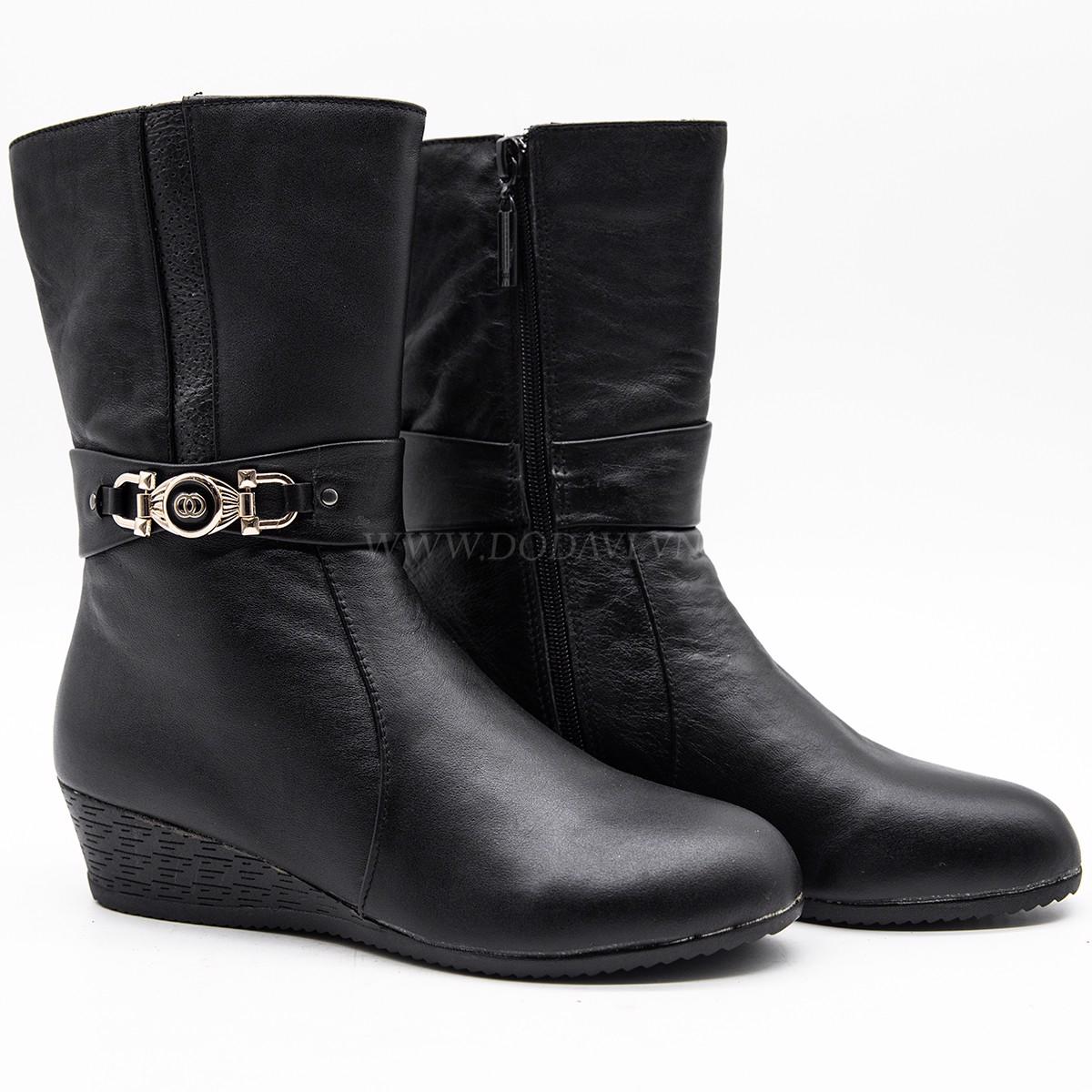 Boot da nữ cổ lửng MS016N37