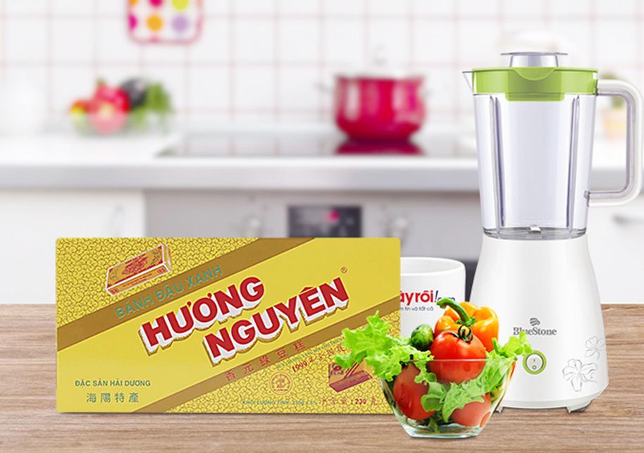 Bánh đậu xanh Hương Nguyên hộp 230g