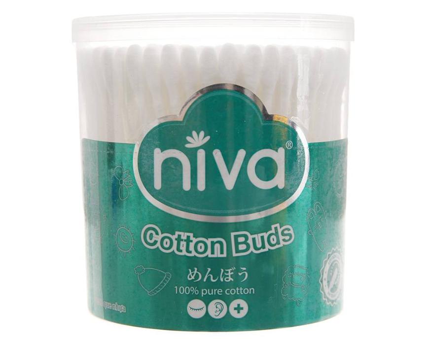 Tăm bông Niva Cotton Buds 200 que