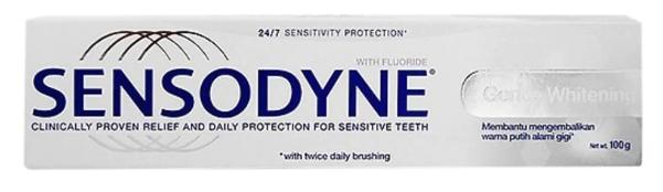 Kem đánh răng Sensodyne Gentle Whitening 100g