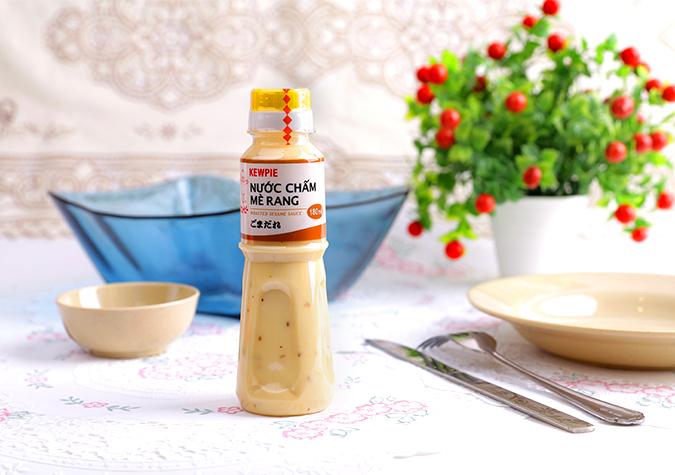 Nước chấm mè rang Kewpie chai 180ml