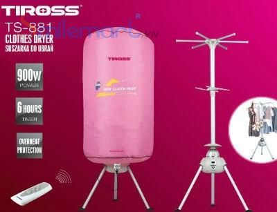 Máy sấy quần áo TIROSS TS-881