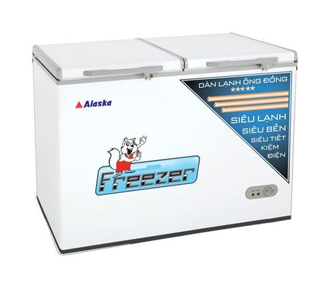 Tủ đông mát Alaska BCD-3068C (250L)