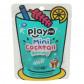 Kẹo dẻo hình ly Cocktail mini PlayMore gói 48gby Chính hãng