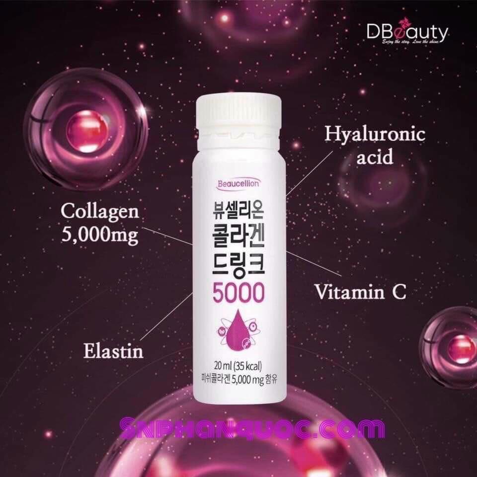 Nước uống Beaucellion Collagen Drink 5000Nest