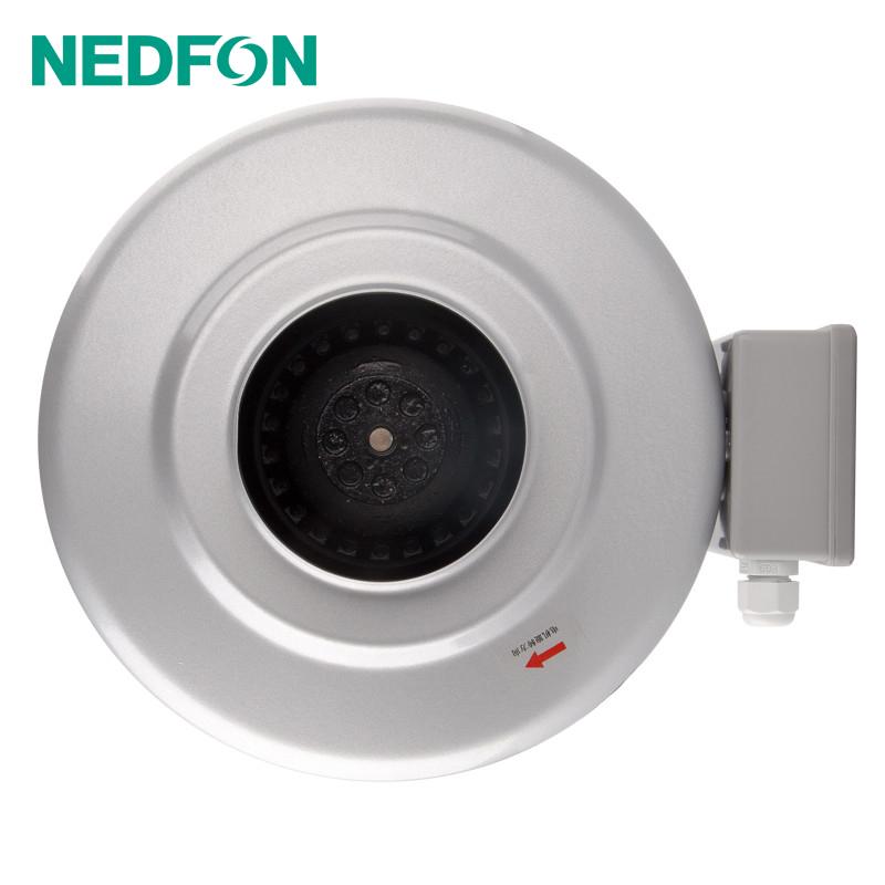 Quạt thông gió âm trần nối ống Nedfon DJT15-45S